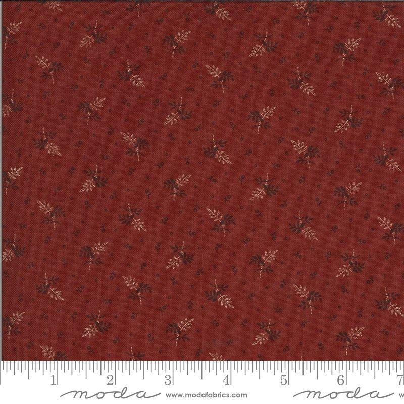 Hopewell 38116-15 Brick  by Jo Morton for Moda Fabrics