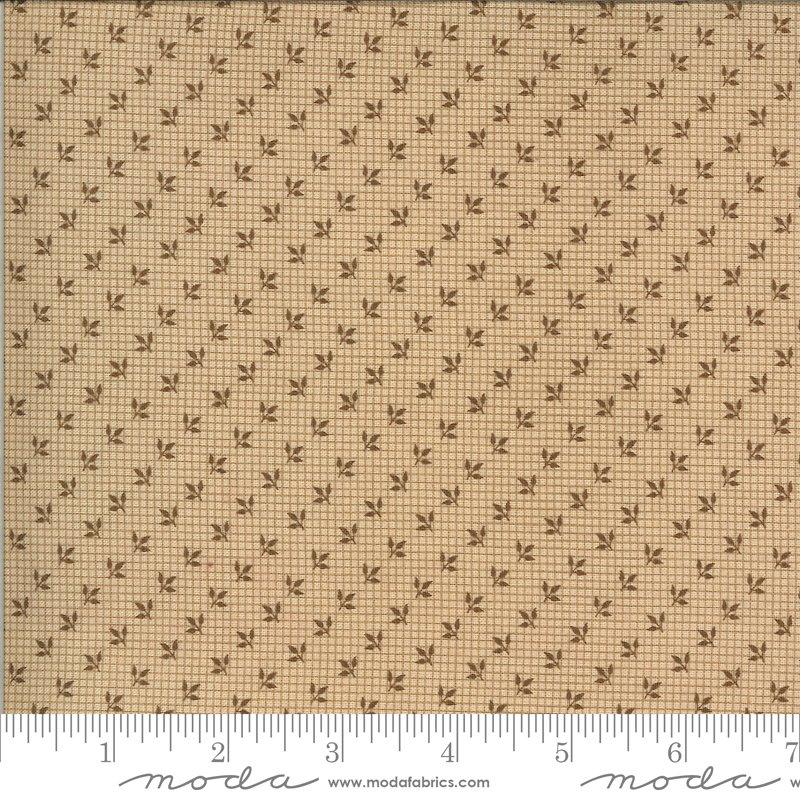 Hopewell 38117-22 Light Tan by Jo Morton for Moda Fabrics