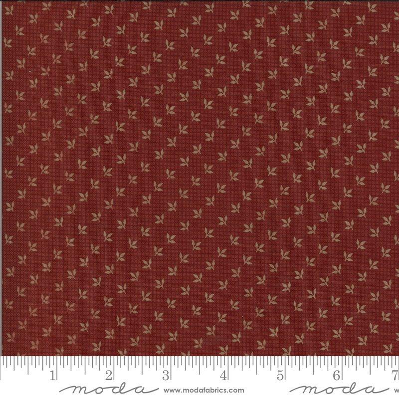 Hopewell 38117-25 Brick by Jo Morton for Moda Fabrics