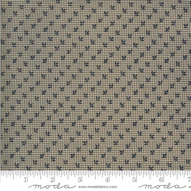 Hopewell 38117-29 Brick by Jo Morton for Moda Fabrics