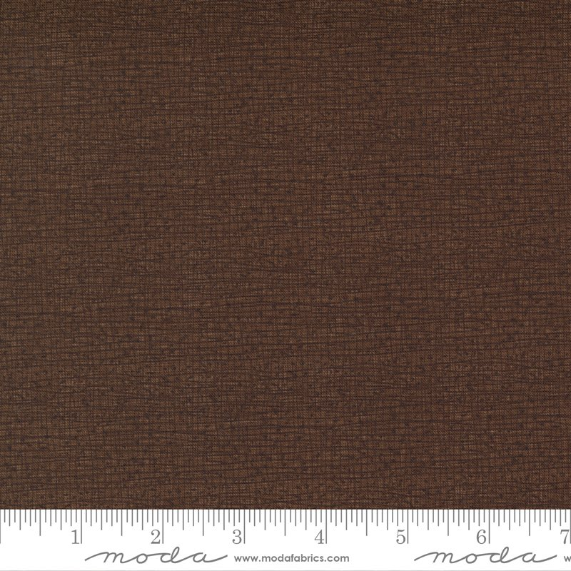 Thatched New 48626-164 Chocolate Bar by Robin Pickens for Moda