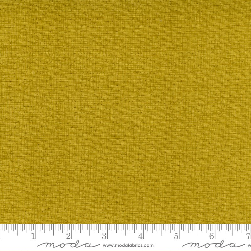 Thatched New 48626-177 Green Curry by Robin Pickens for Moda
