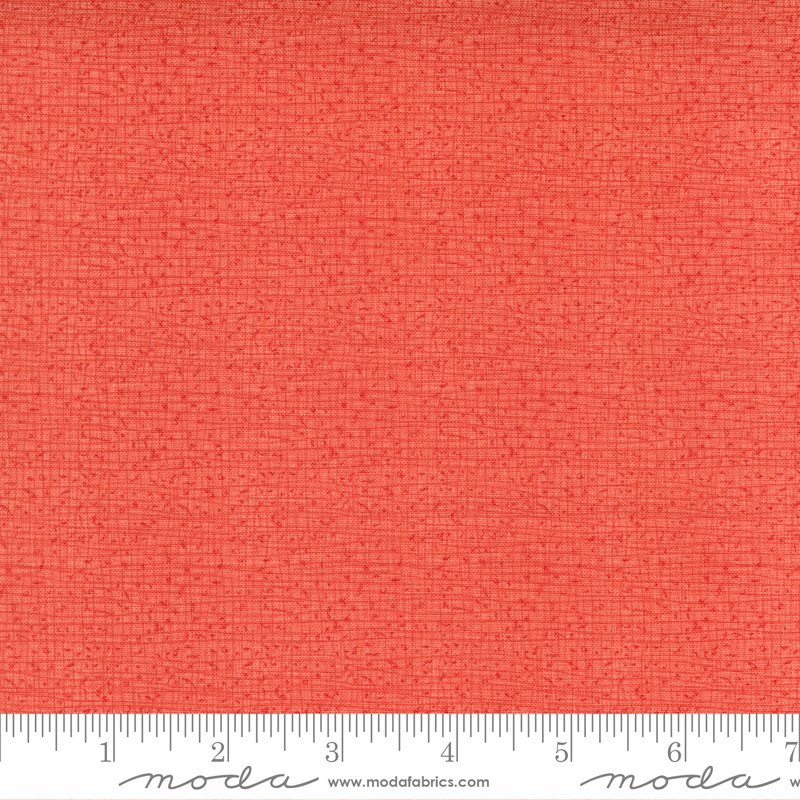 Thatched New 48626-181 Pink Grapefruit by Robin Pickens for Moda