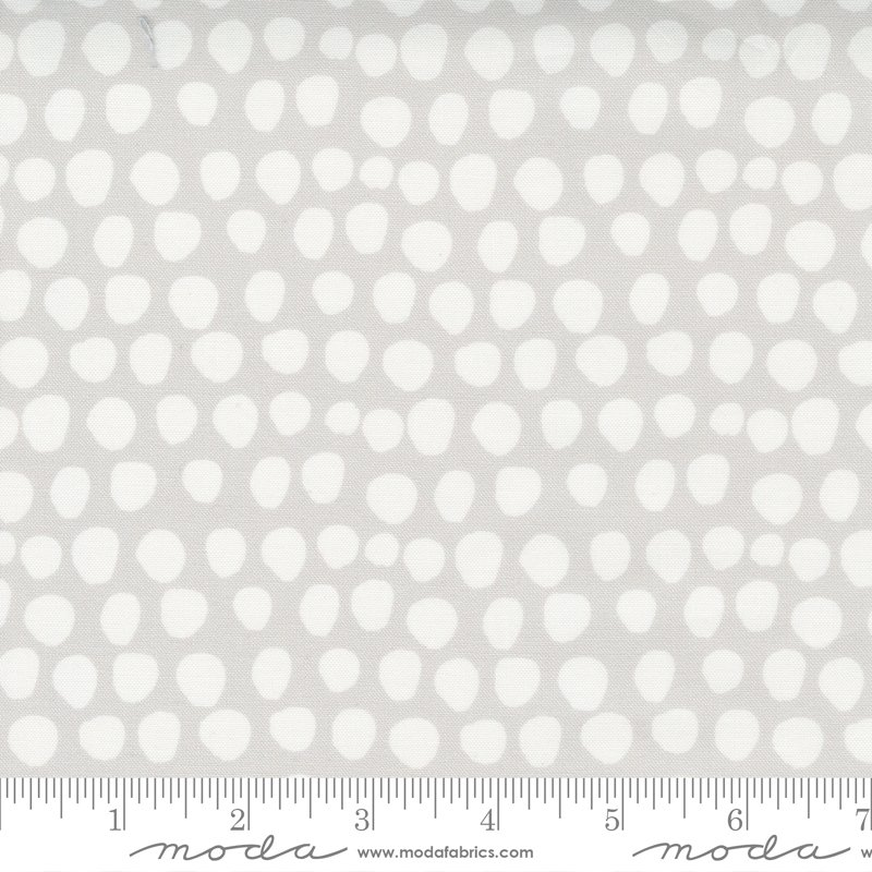 Little Ducklings 25107-14 Warm Grey by Cloth + Paper for Moda