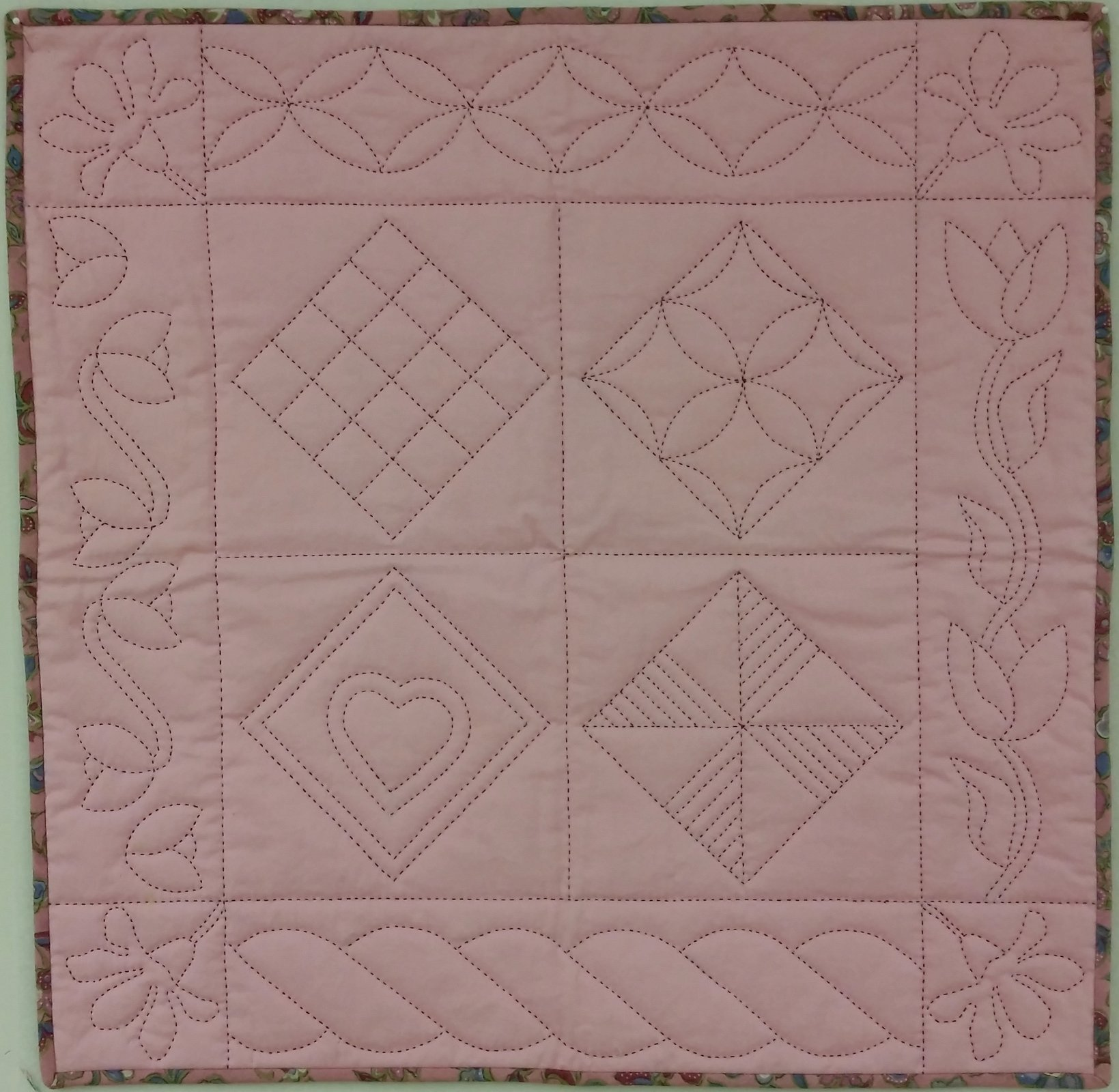 Hand Quilting without a Hoop Class with Pat Brousil : hand quilting without a hoop - Adamdwight.com