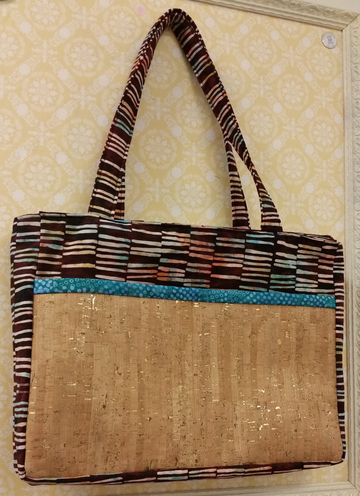 Corky Purse Pattern by Suzzie Schuyler of Sew Bee It
