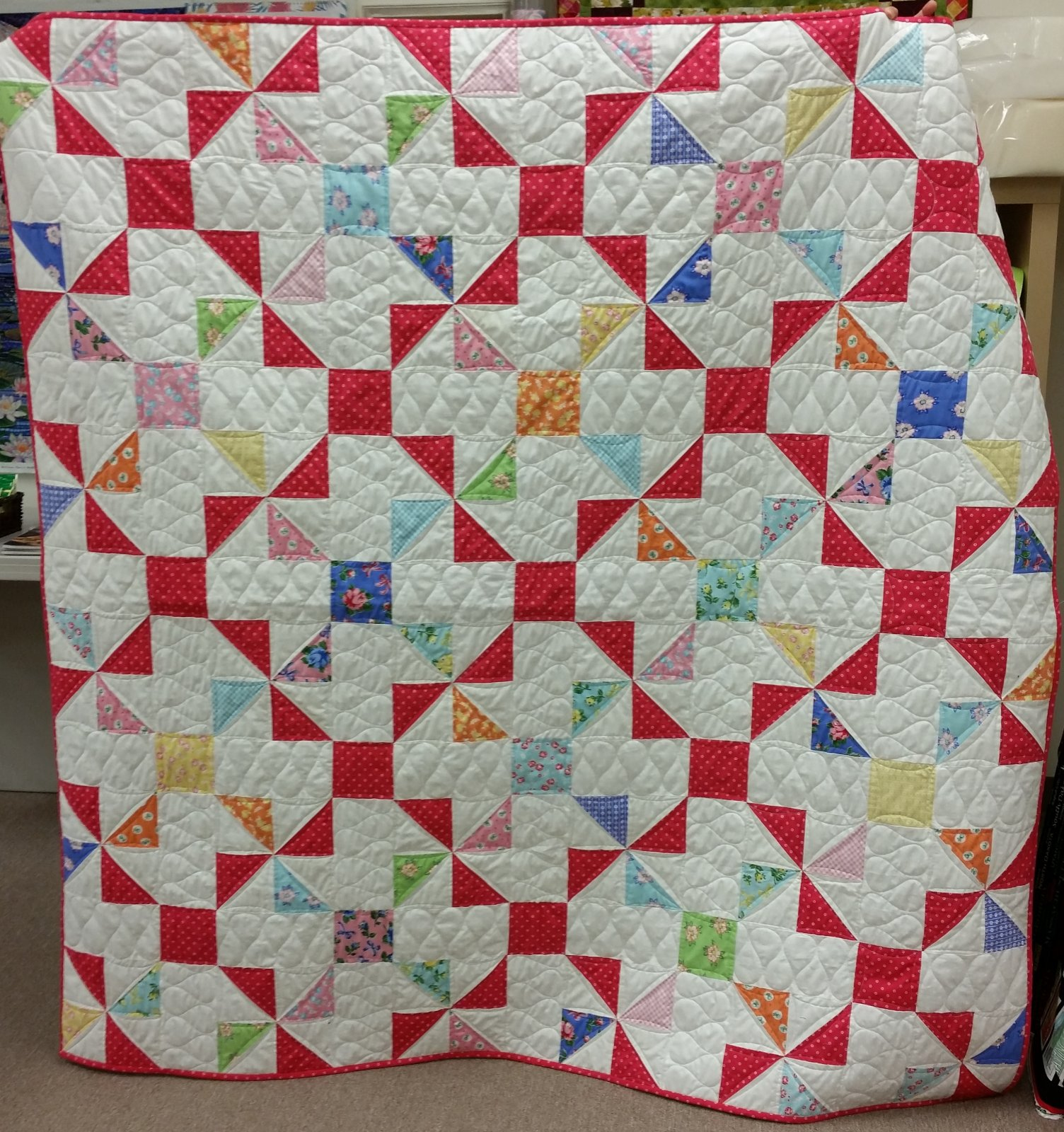 Home Again Quilt Kit 1515119679
