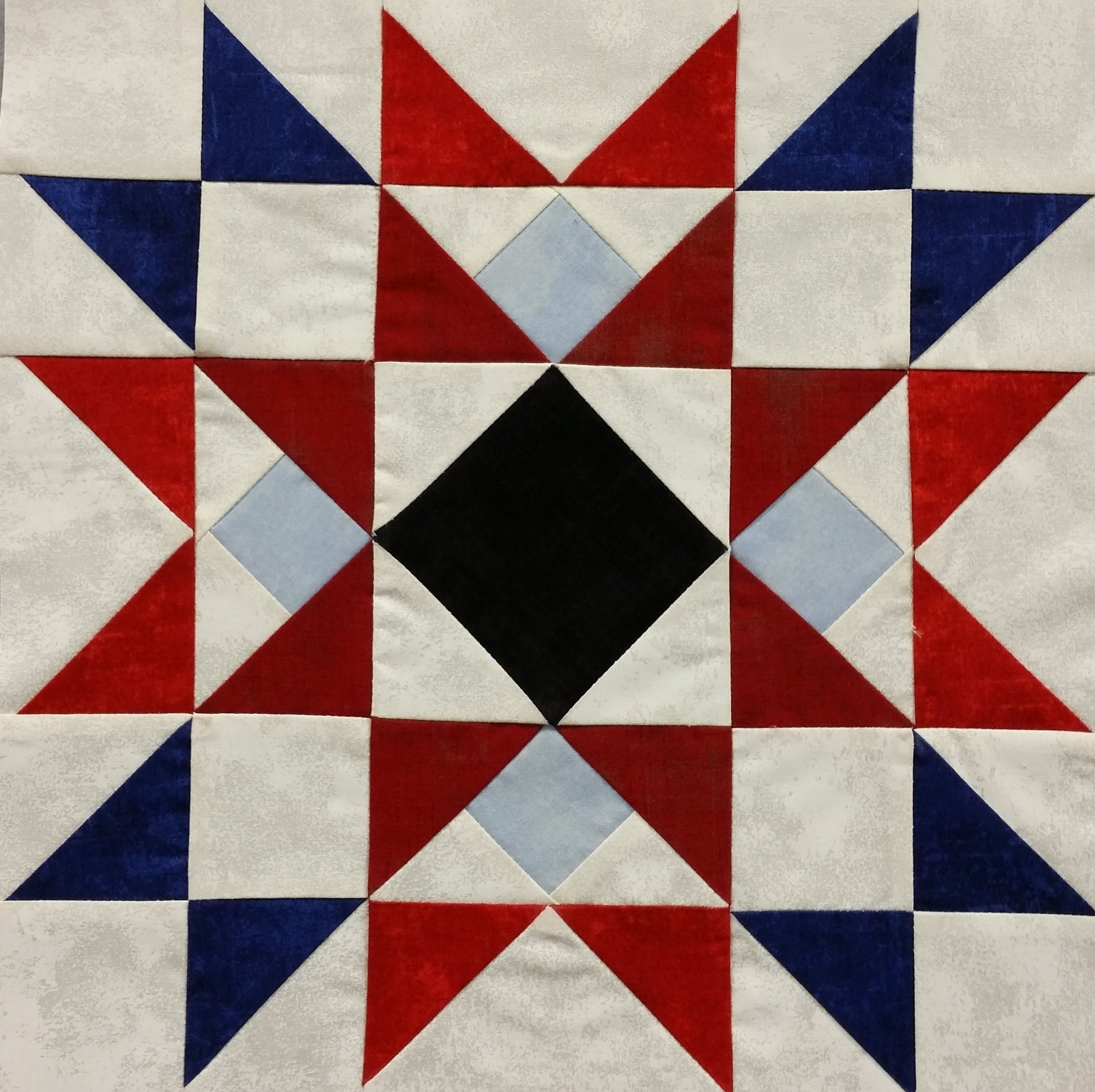 Chesapeake Wishing Star 2018 Block Pattern