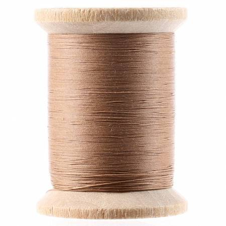 YLI Hand Quilting Thread Lt Brown 003