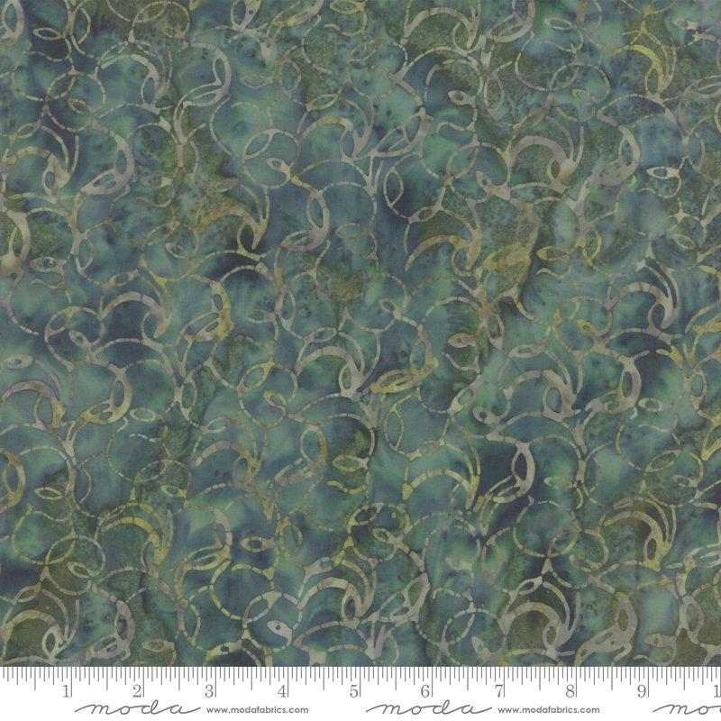 Splendor Batiks 4354-12 Curves by Holly Taylor for Moda