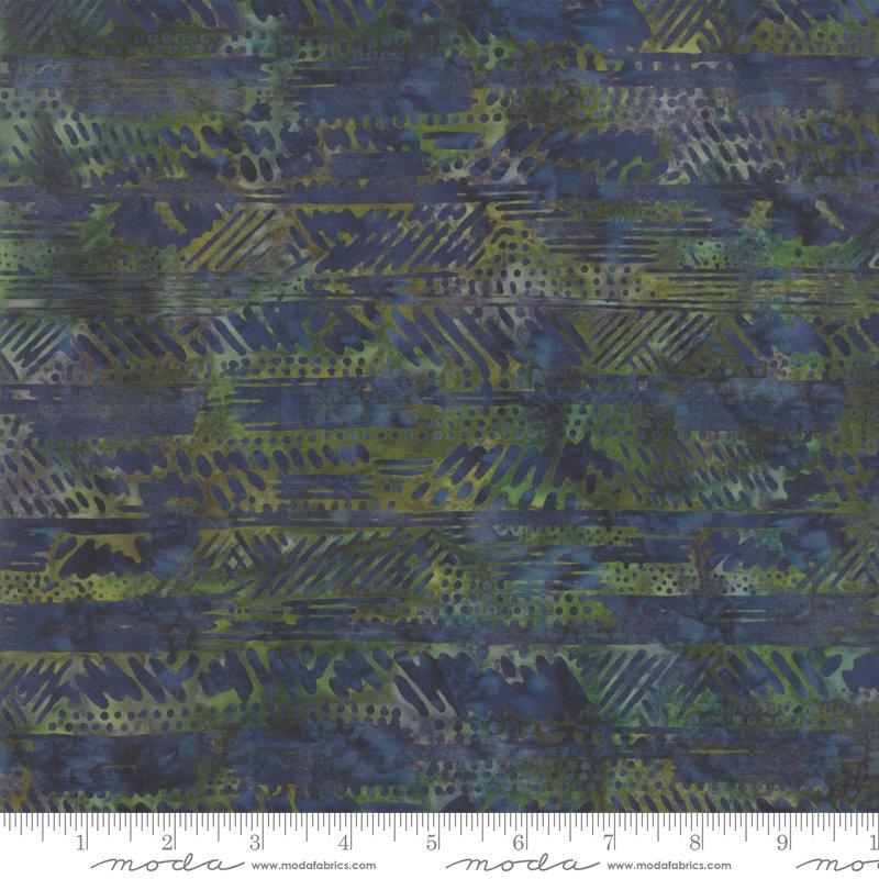 Splendor Batiks 4354-16 Herringbone by Holly Taylor for Moda