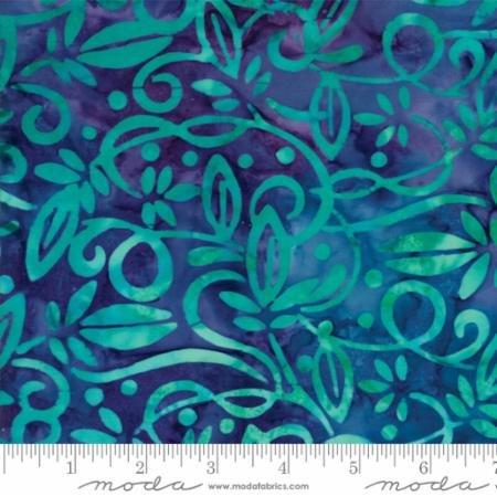 Carnival Batik 4348-32 Purple Moda