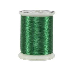 Metallics Thread 40 wt 27 Emerald by Superior