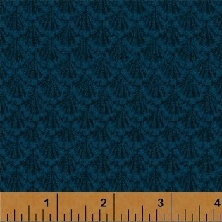 Color Wall 41483A-27 Navy by Mary Koval for Windham