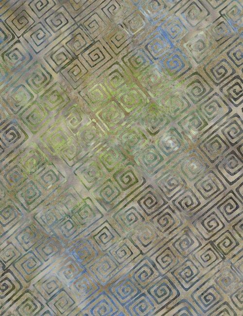 Batik Tonga B4358 Marina Timeless Treasures