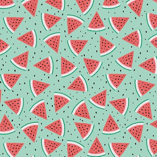 Summerlicious E4477-66 Watermelon by Lucie Crovatto