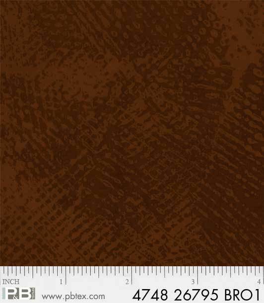 Bahara 26795-BRO1 for P&B Textiles