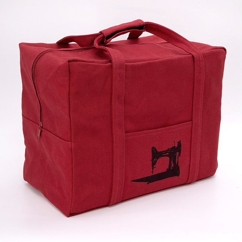 Tote for Featherweight Case or Tools & Accessories Red