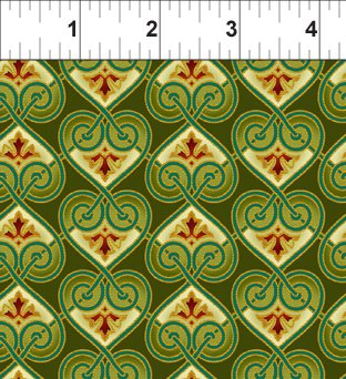 Deco Elegance 4JYE 1M by Jason Yenter for In The Beginning Fabrics