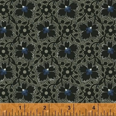 Gathering 50229-8 Floral Lace by Jill Shaulis for Windham