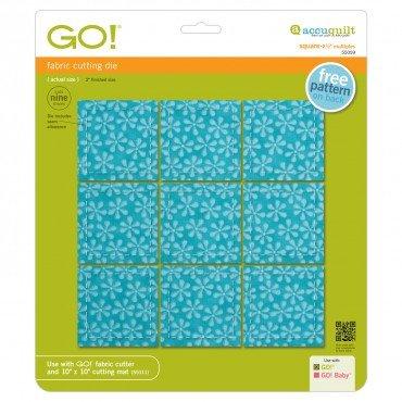 Go! Die Square 2-1/2 55059