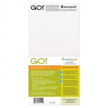 GO! Cutting Mat 55110  5 x 10