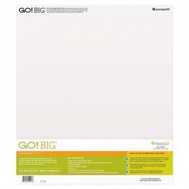 GO! BIG Cutting Mat 55146  14 x 16
