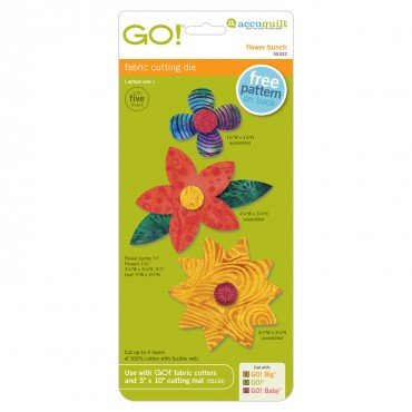 GO! Die Flower Bunch 55332
