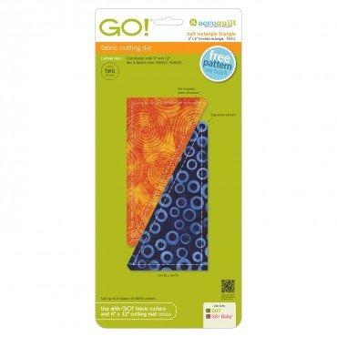 GO! Die Half Rectangle 55411
