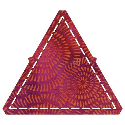 GO! Die Equilateral Triangle 4-1/2 Sides 55429