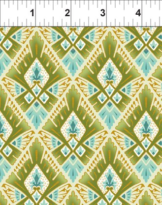 Deco Elegance 5JYE 1M by Jason Yenter for In The Beginning Fabrics