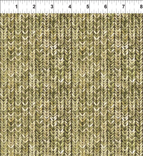 Our Autumn Friends 5OAF2 Weave Wheat In The Beginning Fabrics
