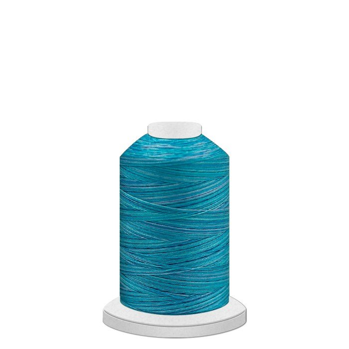 Fil-Tec Harmony 60553 Carribean Breeze Cotton Varigated Mini Spool
