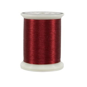 Metallics Thread 40 wt 62 Red by Superior