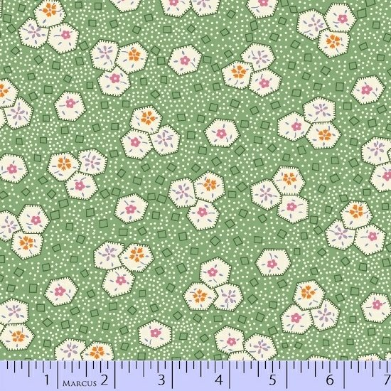 Aunt Grace R35 6271-0314 by Judie Rothermel for Marcus Fabrics