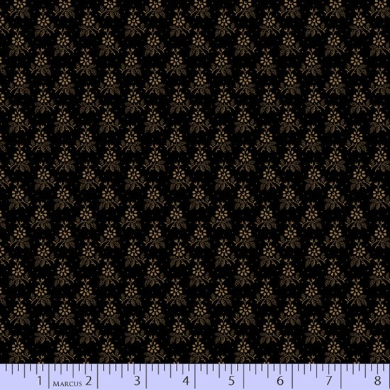 Paula's Companions 8500-0112 Perfect Petal by Paula Barnes for Marcus Fabrics