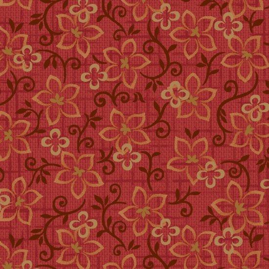 Berries & Blossoms 8834-22 by Janet Rae Nesbitt of One Sister Designs