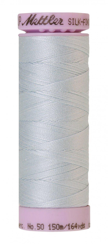 Mettler 50 wt 0039 Silk Finish 164 yds Starlight Blue