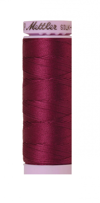 Mettler 50 wt 0157 Silk Finish 164 yds Sangria