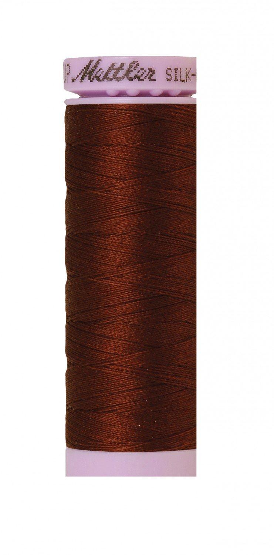 Mettler 50 wt 0173 Silk Finish 164 yds Friar Brown