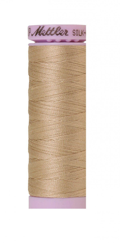 Mettler 50 wt 0538 Silk Finish 164 yds Straw