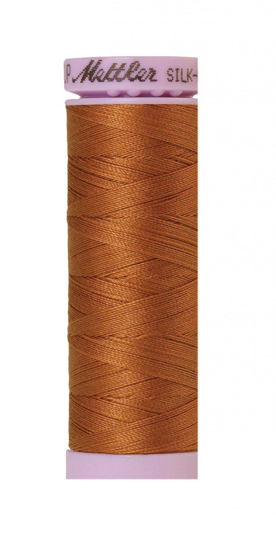 Mettler 50 wt 0899 Silk Finish 164 yds Bronze