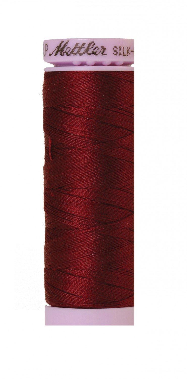 Mettler 50 wt 0918 Silk Finish 164 yds Cranberry