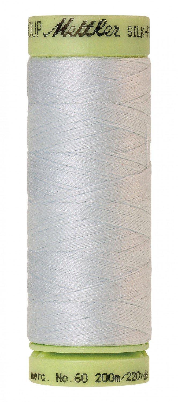 Mettler 60 wt 0039 Silk Finish 220 yds Starlight Blue