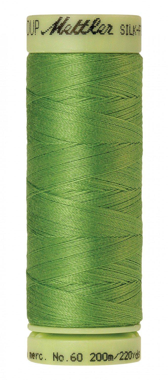 Mettler 60 wt 0092 Silk Finish 220 yds Bright Mint