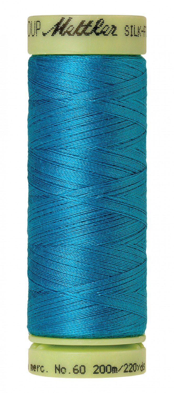 Mettler 60 wt 1394 Silk Finish 220 yds Caribbean Blue