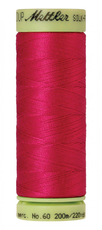 Mettler 60 wt 1421 Silk Finish 220 yds Fuschia