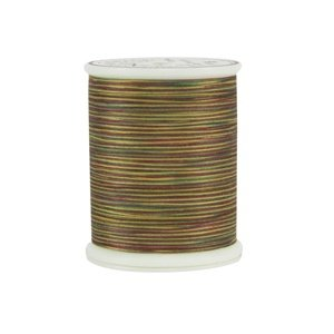 King Tut Cotton Quilting Thread 3-ply 40wt 500yds 936 Pharaoh's Treasures by Superior
