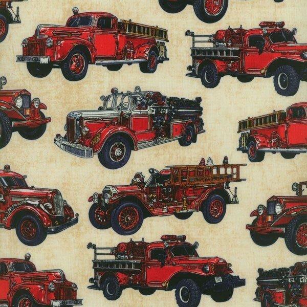 All Fired Up 1529-1 by Dan Morris for RJR Fabrics