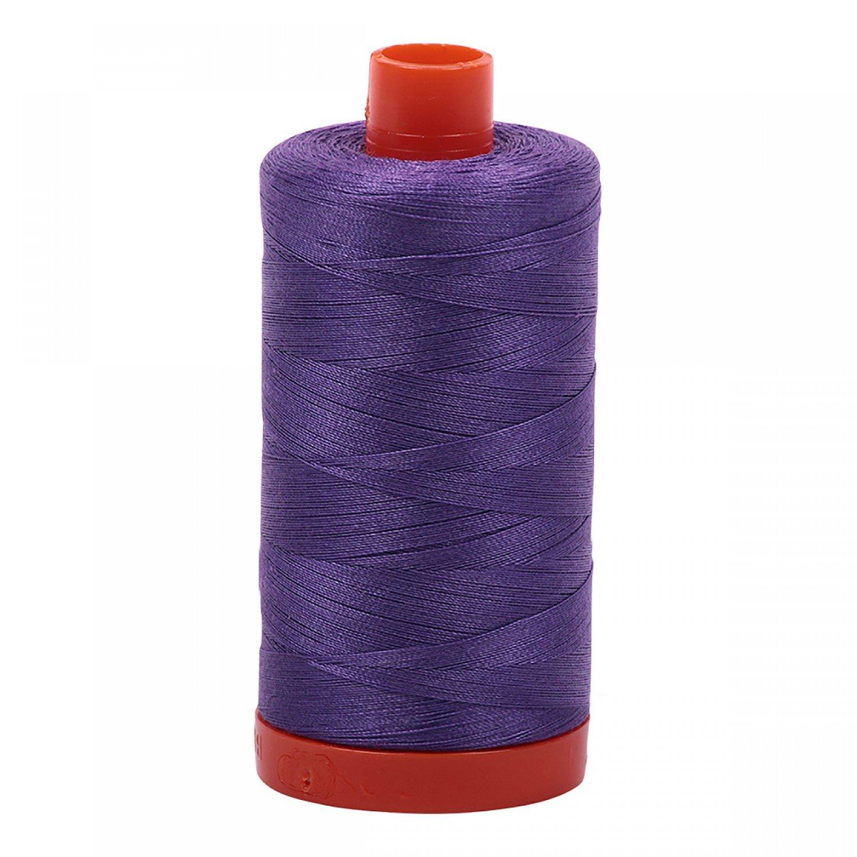 Aurifil Mako Cotton Thread 50 wt 1422 yds 1243 Dusty Lavender